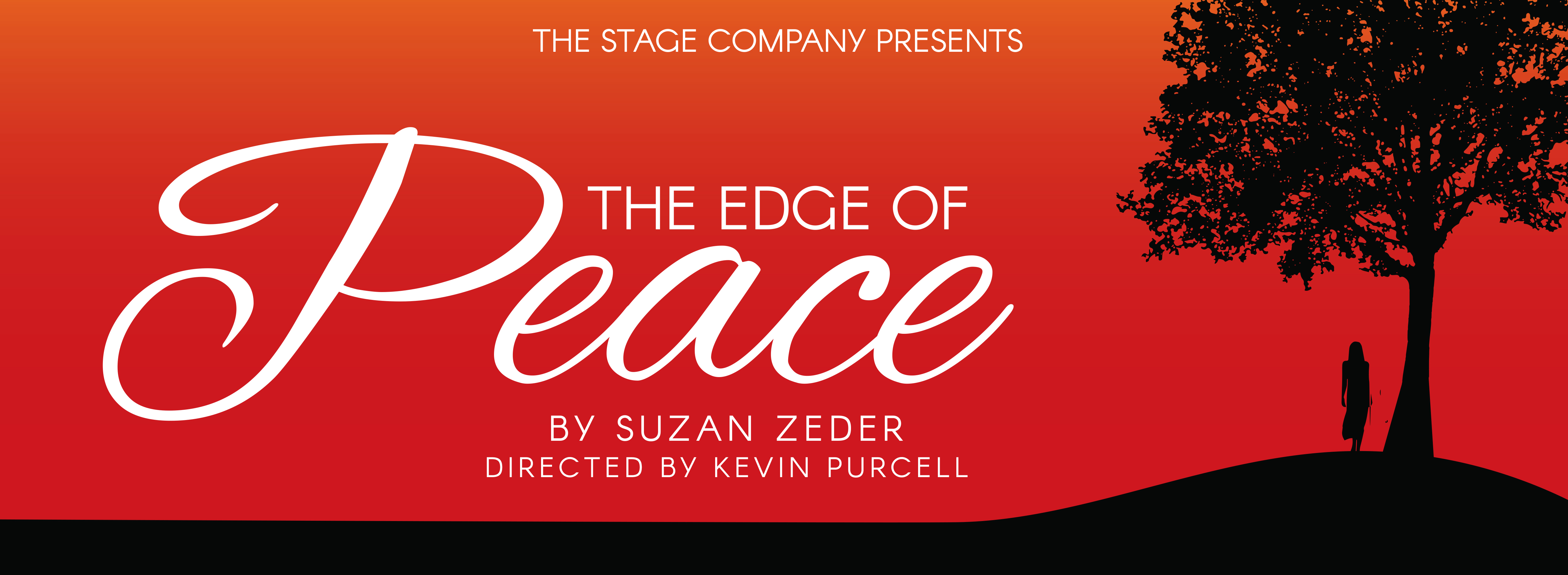 The Edge of Peace by Suzan Zeder